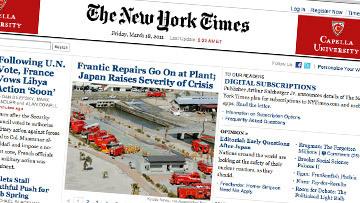 New York Times: Сульцбергер рискует своим наследием