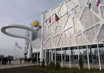 Здание Казанской академии тенниса