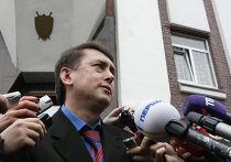 Николай Мельниченко вышел из здания Генпрокуратуры