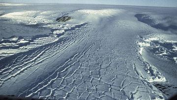 Ледяной купол Антарктиды