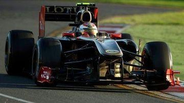 """Российский гонщик Виталий Петров, проводящий второй сезон в """"Формуле-1"""", впервые попал на подиум в самом престижном классе автогонок, финишировав третьим в гонке Гран-при Австралии"""