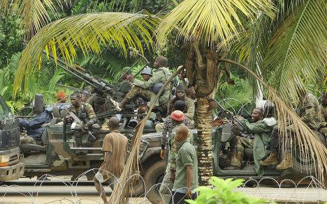 Ситуация в Кот-д'Ивуаре