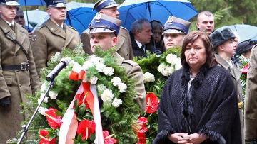 Мероприятия посвященные годовщине трагических событий в Катыни