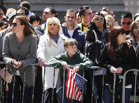 Обама почтил память жертв теракта 11 сентября в Нью-Йорке