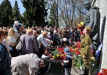 Празднование 9 мая в Таллине
