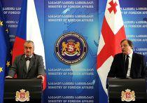 Министр иностранных дел Карл Шварценберг (Karel Schwarzenberg) посетил Грузию