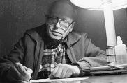 Диссидент и правозащитник Андрей Дмитриевич Сахаров