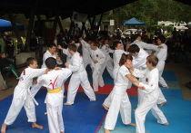Представители славянских школ боевых искусств из Вашингтона, Орегона и Сакраменто
