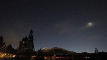 Тейде — вулкан на острове Тенерифе, самая высокая точка Испании