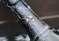 бутылка самого старого в мире шампанского, которое нашли на затонувшем в балтийском море корабле