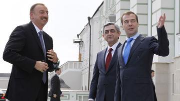 Рабочая поездка президента РФ Д.Медведева в Казань