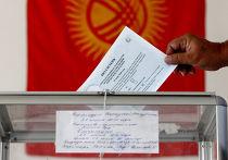 Конституционный референдум в городе Ош