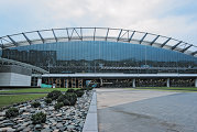 Фасад пассажирского терминала А аэропорта Внуково