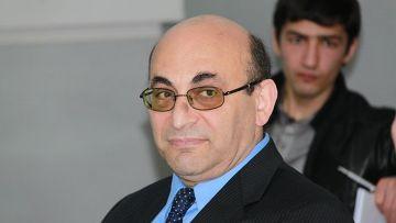 руководитель Департамента конфликтологии и миграции Института мира и демократии Ариф Юнусов