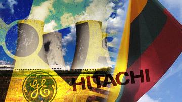 Литва собирается строить новую АЭС с помощью Hitachi-GE