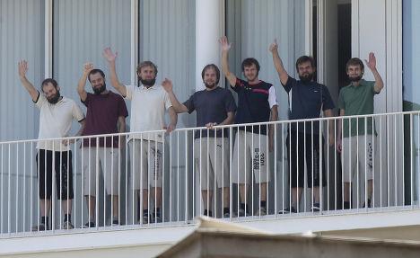 освобождения заложников эстонских велосипедистов, похищенных 23 марта в Ливане
