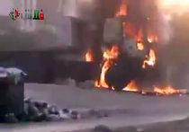 Сирийские силы усиливают атаки на протестующих