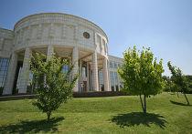 Резиденция президента Узбекистана Ислам Каримова