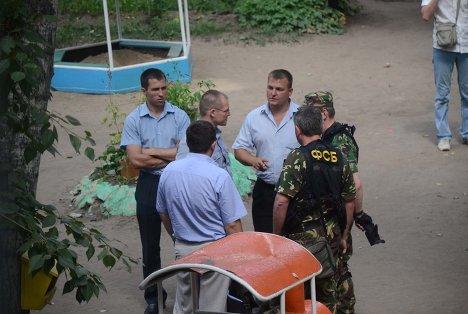 Взрыв в детском саду № 80 г. Комсмольска-на-Амуре