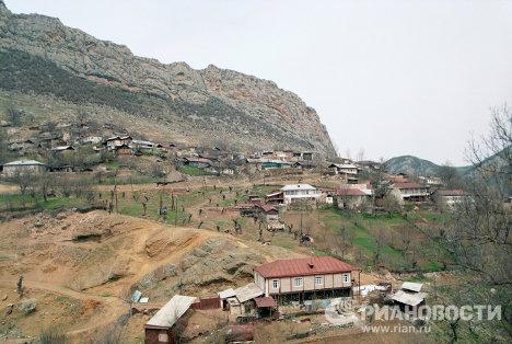 Армянский город Гюмри