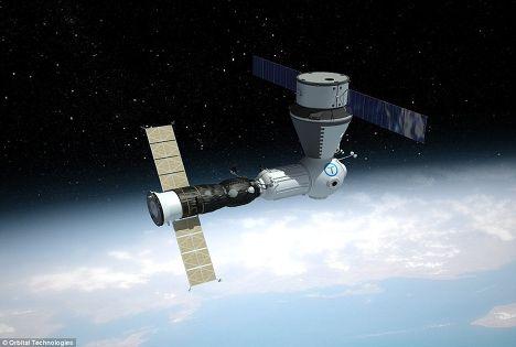 Orbital Technologies объявила а планах строительства космического отеля, который может быть открыт к 2016 году