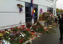 """Цветы возле СК """"Арена 2000"""" в Ярославле"""