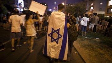 Демонстрации в Израиле 4 сентября 2011 года