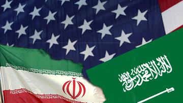 США, Саудовская Аравия, Иран