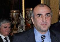 Министр иностранных дел Азербайджана Эльмар Мамедъяров. Архив
