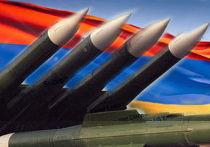 Ракеты в Армении