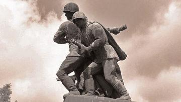 Памятник солдатам Красной армии в Варшаве