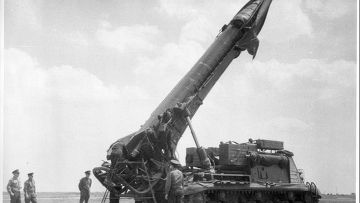 Учения чехословацких ракетчиков в СССР