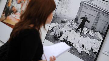 Выставка фотографий лауреатов World Press Photo 1955 -2010