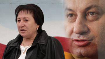 Эдуард Кокойты и Алла  Джиоева