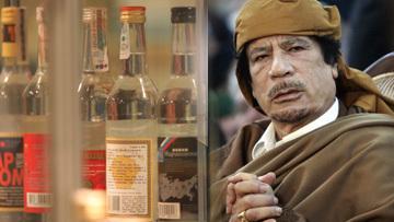 Спиртное,названное в честь Каддафи