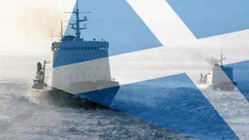 Шотландия и Арктика