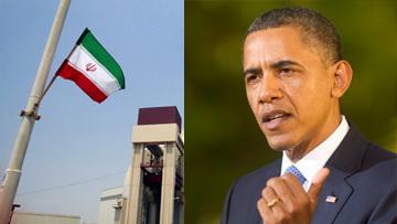 Обама и Иран