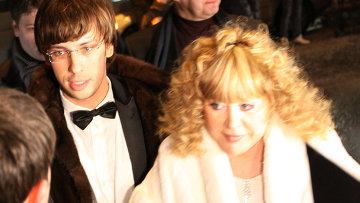 Свадебное торжество Аллы Пугачевой и Максима Галкина