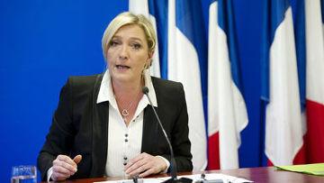 Марин Ле Пен (Marine Le Pen) – глава правого Национального фронта франции