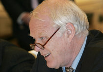 Комиссар Совета Европы по правам человека Томас Хаммарберг. Архив
