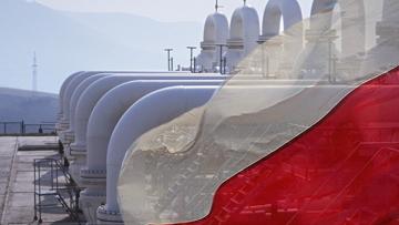 Польша и газопровод