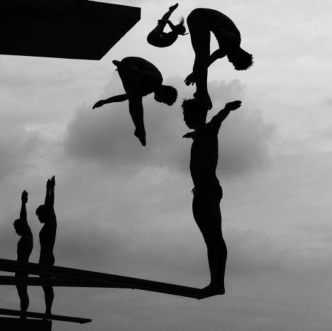 """Второй приз в номинации """"Sports Stories"""" австралийского фотографа Адама Претти"""