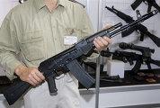 АК и его модификации самое распространённое стрелковое оружие в мире