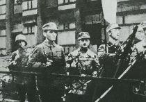 В дни Пивного путча, Мюнхен, ноябрь 1923 год