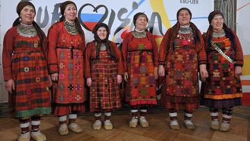 """Отборочный конкурс """"Евровидение-2012"""""""