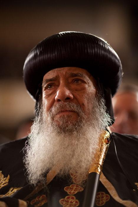 Коптский патриарх Шенуда III