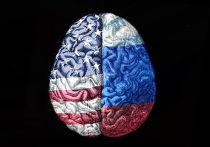 Мозг американцев и русских