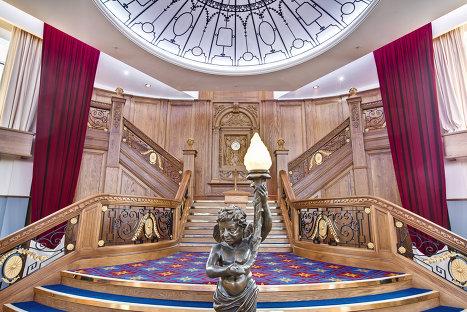"""Крупнейший в мире тематический """"Титаник""""-парк открывается в Белфасте"""