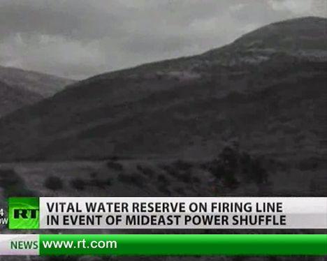 В результате смены власти в Сирии Израиль может потерять водные ресурсы