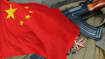 Поставки оружия в Китай